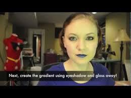 cell shading makeup tutorial maya from