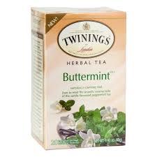 twinings ermint herbal tea 20 ct box