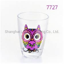 whiskey drinking glassware heavy base