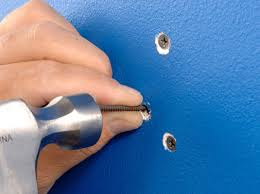 fix nail pops in walls and ceilings