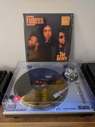 Sunday Spin: Fugees - The Score : vinyl