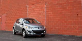 2011 Mazda 2 Touring Long Term Road Test