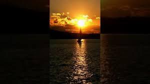 صور غروب الشمس و صور خواطر حزينة على اغنية اجاني الليل Youtube