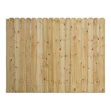 Wood Fencing Wood Fencing Menards