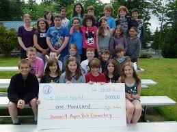 Comox Valley students support teacher by donating to BC Children's Hospital  – Comox Valley Record