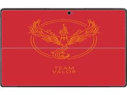 Minimalist Graphic Design Valor Art Surface Pro Tablet Vinyl Decal Sticker Skin By Mwcustoms Newegg Com