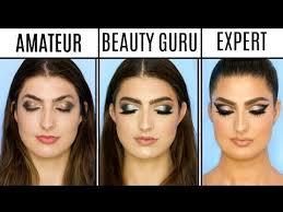 to professional makeup artist