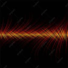 خطوط خطوط ملونة لامعة على خلفية ناقلات سوداء سرعة خط النار Png