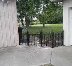 Chain Link Fences Handrails And Gates In Indianapolis In