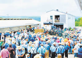 Amish community benefits from annual auction in Springs, Pa. | Local News |  times-news.com