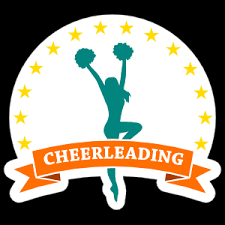 Cheerleading Car Stickers Decals Car Stickers