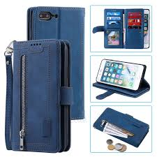 leather wallet case for iphone 8 plus