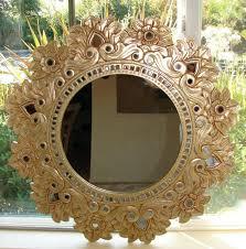 mosaic mirror pier one amusing frame