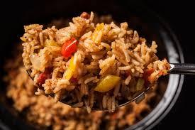 slow cooker spanish rice recipe chowhound
