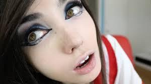 anime makeup tutorial step by step
