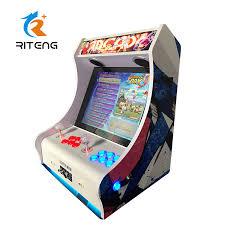 arcade video old pac man arcade game
