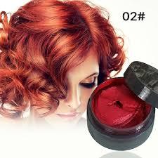 hair color hair wax pomade silver ash