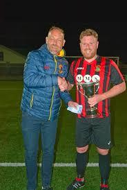 Seagoe FC - Congratulations to Aaron Webb who picked up... | Facebook