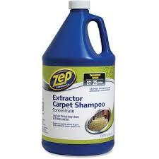 zep mercial extractor carpet shoo