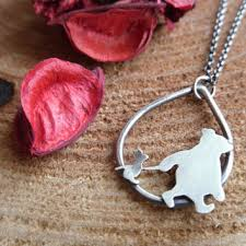 winnie the pooh necklace on wanelo