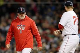 Dana LeVangie is 'heart and soul' of Red Sox pitching staff - The ...