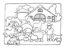11 Beste Afbeeldingen Van Thema Boerderijdieren Boerderijdieren
