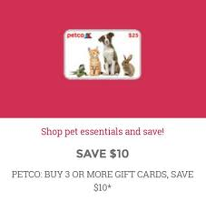 25 merry days today petco gift cards