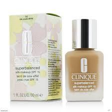 clinique superbalanced silk makeup spf