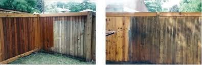 Premier Fence Inc Login Cedar Fence Restoration Powerwash Images Proview