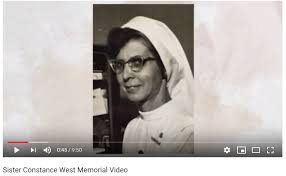 "Sister Mary Constance ""Connie"" West... - Sisters of the Sorrowful Mother 