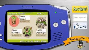 Pokemon Xy Gba