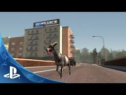 goat simulator game ps4 playstation