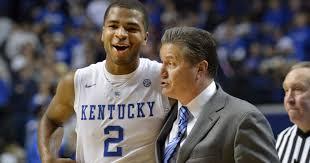 Kentucky basketball's Aaron Harrison showed he still has the ...