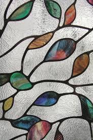 self adhesive glass window vinyl wrap