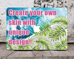Personalized Decals Macbook Pro 15 Inch Custom Mac Skin Mac Etsy