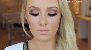wedding makeup for blonde blue eyes