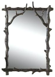 branch mirror summer tree frame jonnahtan