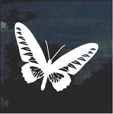 Butterfly Window Decal Sticker A14 Custom Sticker Shop