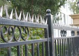 Galvanized Razor Wall Security Spikes Burglar Proof Fence Spikes For Perimeter For Sale Wall Security Spikes Manufacturer From China 110010006