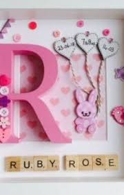 personalised unique baby gifts ideas