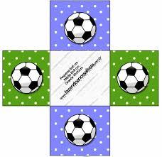 Futbol Cajas Para Imprimir Gratis Cajas Para Imprimir