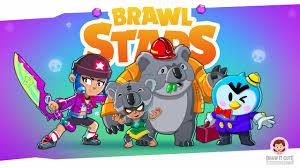 brawl stars wallpapers 2 draw it cute