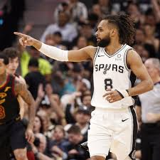 2018-2019 Spurs player reviews: Patty Mills - Pounding The Rock