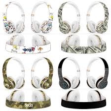 Protective Skin Sticker For Beats Solo 2 3 Headset Wrap Cover Universal Vinyl Decal Skin For Beats Solo 3 Wireless Headphone Stickers Aliexpress