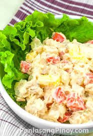 tuna vegetable salad panlasang pinoy