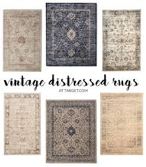 distressed rugs farmhouse rugs