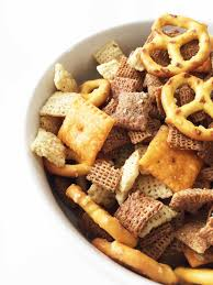 cheesy ranch chex mix the skinny fork