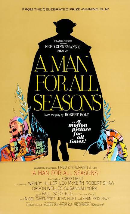 "Resultado de imagen para a man for all seasons 1966"""
