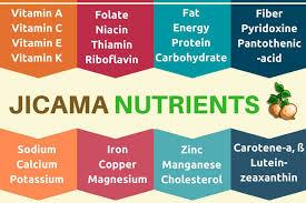 10 health benefits of jicama vegetable
