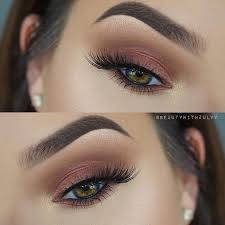 prom makeup ideas for hazel eyes